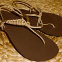 Workshop - výroba barefoot sandálů